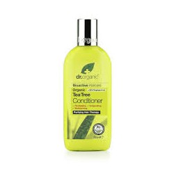 DR ORGANIC APRES SHAMPOOING TEA TREE ALOE VERA 265ML