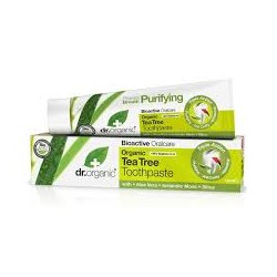 DR ORGANIC ARBRE A THE DENTIFRICE 100ML