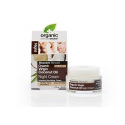 DR ORGANIC CREME COCO NIGHT 50ML