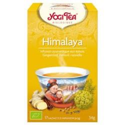 YOGI TEA HIMALAYA INFUSION B17 SACHETS