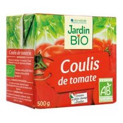 LEA NATURE JARDIN BIO COULIS DE TOMATE 500G
