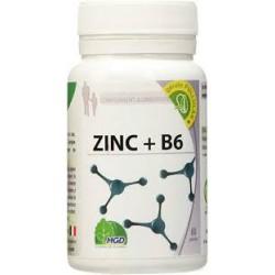 MGD ZINC + B6 B60 GELULES