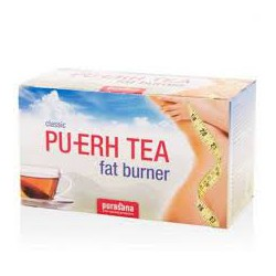 PUERH TEA B20 SACHETS PURASANA