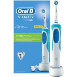 ORAL-B BROSSE A DENTS RECHARGEABLE VITALITY PRO WHITE
