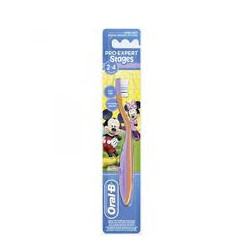 ORAL-B BROSSE A DENTS STAGE 2 2-4ANS