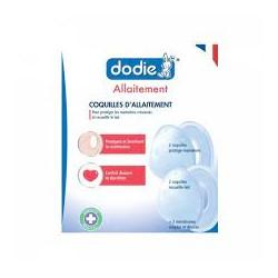DODIE COQUILLES D'ALLAITEMENT B4