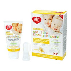 SPLAT BABY DENTIFRICE NATURAL VANILLE 0-3 40ML