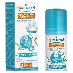 PURESSENTIEL ARTICULATION & MUSCLES CRYO PURE ROLLER 14 HUILES ESSENTIELLES 75ML