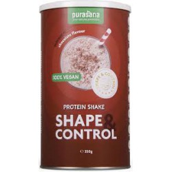 PURASANA SHAPE & CONTROL PROTEIN SHAKE CHOCOLAT 350G
