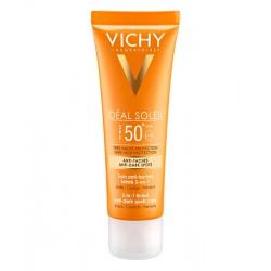 VICHY IDEAL SOLEIL Soin anti-taches teinté 3-en-1 SPF50+