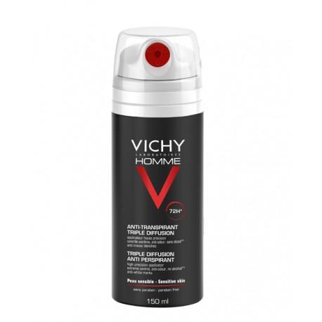 VICHY HOMME Anti-transpirant triple diffusion 150ml
