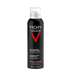 VICHY HOMME GEL DE RASAGE - ANTI-IRRITATIONS 150ml