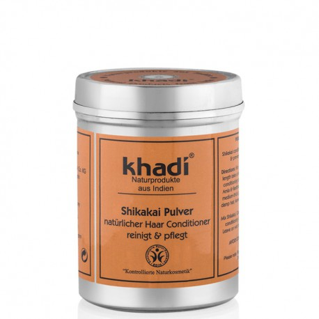 KHADI SHAMPOING EN POUDRE BIO SHIKAKAI