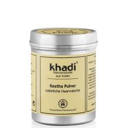 KHADI SHAMPOING EN POUDRE BIO REETHA
