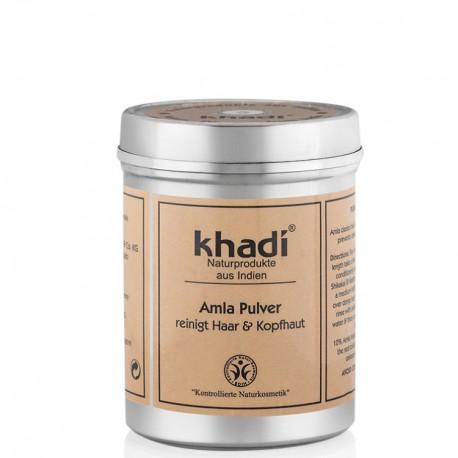 KHADI APRÈS-SHAMPOING EN POUDRE AMLA BIO