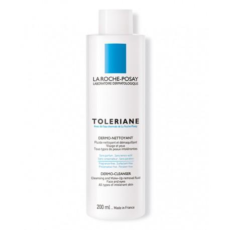 LA ROCHE POSAY Toleriane Fluide Dermo-Nettoyant 200ML