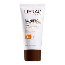 LIERAC SUNIFIC SOLAIRE EXTREME CREME TRES HAUTE PROTECTION SPF50+ 50ML