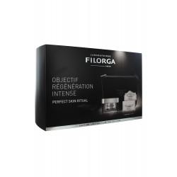 FILORGA PACK OBJECTIF REGENERATION MULTI-CORRECTION CREAM 50ML + ULTRA-LIFTING NIGHT CREAM 15ML + RADIANCE MASK 15ML