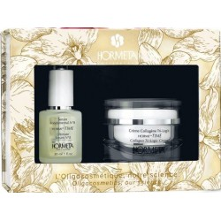 HORMETA COFFRET HORME TIME CREME COLLAGENE TRI-LOGIC 50ML + SERUM FONDAMENTAL 08 15ML