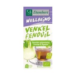 DAMHERT VENKEL FENOUIL B12 INFUSIONS