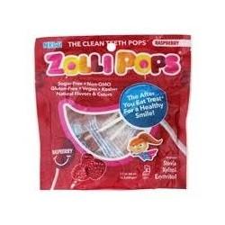 ZOLLIPOPS SUCETTES GOUT FRAMBOISE B15
